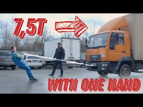 He Pulls The Truck With One Hand & Breaks The RECORD Of Pushkar!