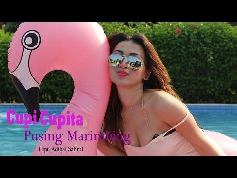 HEBOH!!! Cupi Cupita Pusing Marimbing Di Kolam Renang Membuat Mata Gagal Focus