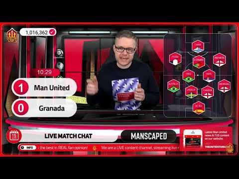 GOLDBRIDGE Best Bits   Man United 2-0 Granada   Europa League