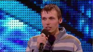 (Napisy)Brytyjski Mam Talent 6 - Gatis Kandis