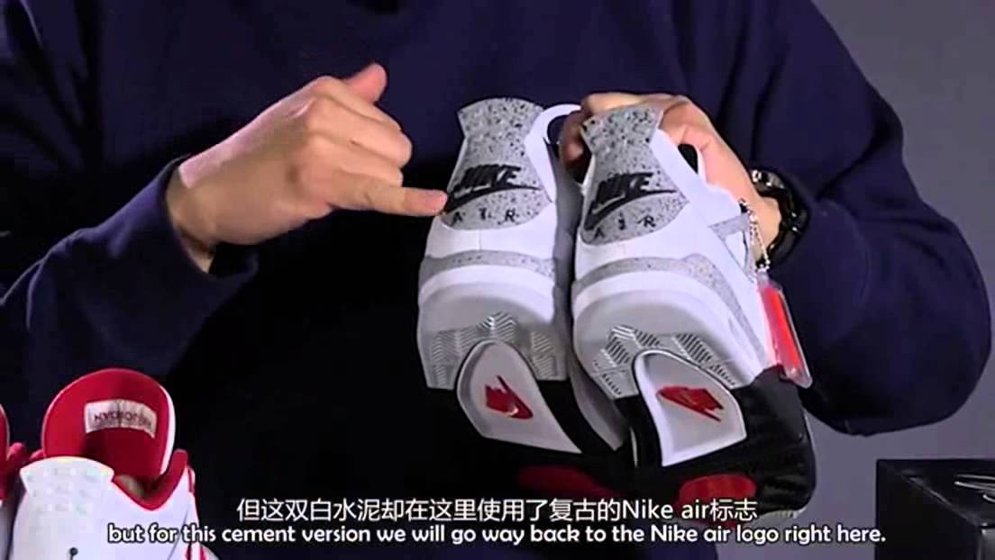 41e9220105ad91 2nd pair of 2016 air jordan 4 retro og fire red black and tech grey white  cement 840696 102