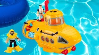 Toys on #TToyZZ. Boat 🛥️ and submarine. Games for kids and videos for kids with #toysforboys.