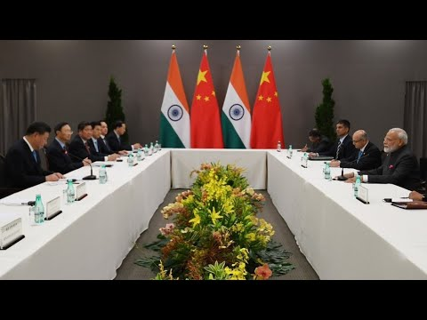 Modi - Jinping meet in Brazil: opening remark by Indian PM