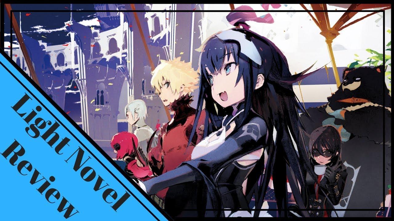 Infinite Dendrogram Light Novel Review