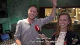 Duitsers rappen voor Holland, wij