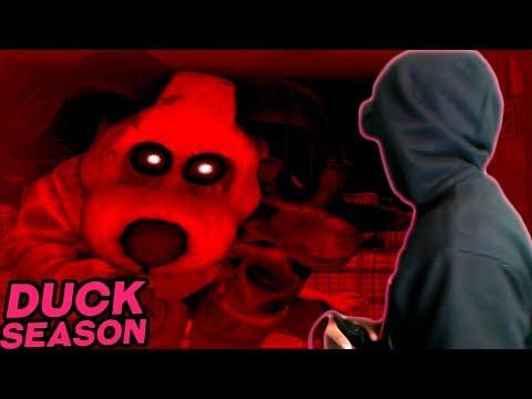 "HE GOT MY MAMA | Duck Season VR Oculus Rift #1 ""STUCK FOREVER ENDING"""