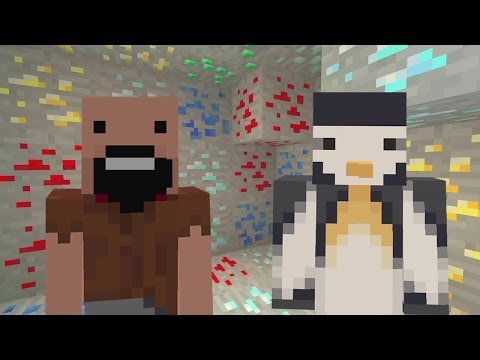 Minecraft Xbox - Murder Mystery - Notch's Mine