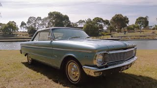 Ford XP Falcon series - Shannons Club TV - Episode 32