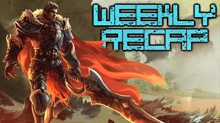 Weekly Recap #213 Nov. 10th - Echo of Soul, Dawngate, Overwatch & More!