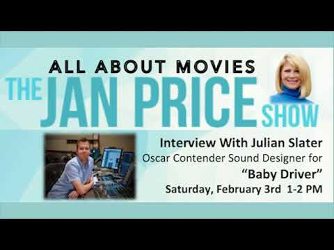 Julian Slater Interview