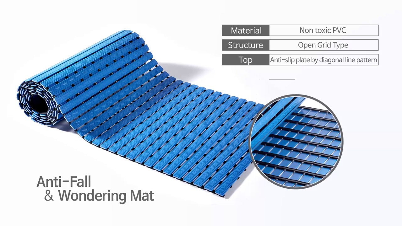 Hiwalk Anti Fall Non Slip Multipurpose Bathroom Mat Made In Korea