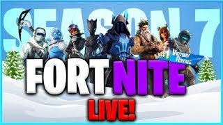 Fortnite Fridays Live With Subs To Get Them Dubs