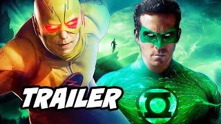 Crisis on Infinite Earths Ending Trailer - Green Lantern Theory, Batman and Superman Easter Eggs
