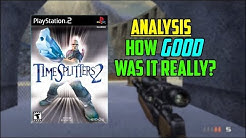 Analysis: How GOOD Was TimeSplitters 2 Really?