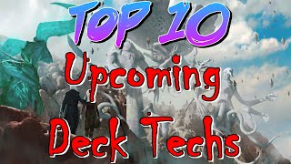 Mtg: Top 10 upcoming Deck Techs in Magic Origins Standard!
