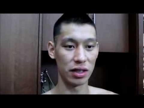 Jeremy Lin after Houston Rockets 2013-14 preseason opener