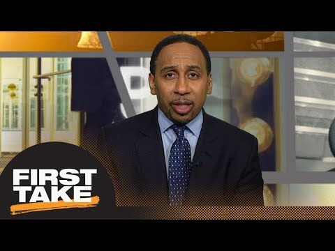 Stephen A.: NBA has 'falsely empowered' referees to overreact to everything | First Take | ESPN