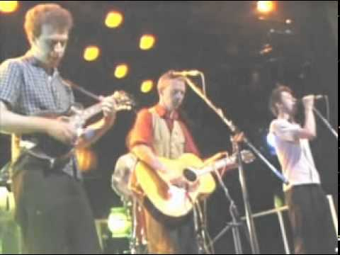 The Pogues   Sally MacLennane Whistle Test, 1985 +