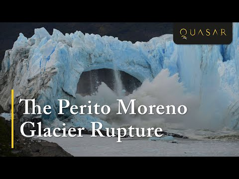 The Perito Moreno Glacier Rupture of March 2016