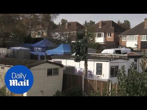 Suzy Lamplugh Murder: Police Search Sutton Coldfield Property