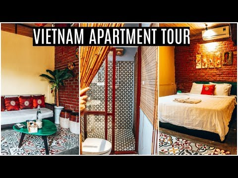 HANOI VIETNAM APARTMENT TOUR