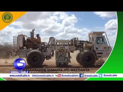 Wasaarada Macdanta iyo Tamarta Somaliland