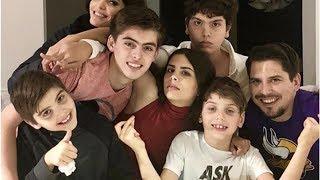 Ana Bárbara comparte foto con hijos de Mariana Levy