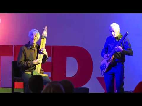 New Frontiers In Live Musical Expression | Don Schiff & Bob Culberston | TEDxOnBoard