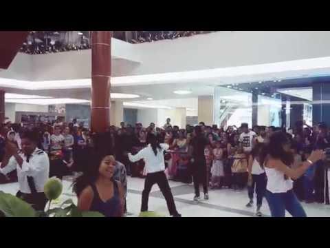 Live events in Burjuman shopping mall Dubai UNITED ARAB Emirates
