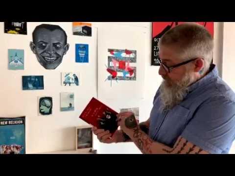 Spring 2019 Illustration Scholarship Exhibition Tour