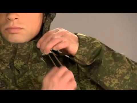 Российская армия, Новый комплект одежды
