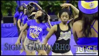 Savannah State University - Juice Live Exclusive: SSU20 Greek Stroll Off