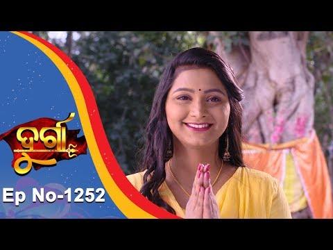 Durga | Full Ep 1252 | 12th Dec 2018 | Odia Serial - TarangTV