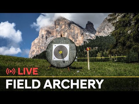 Live session: Team finals | Cortina 2018 World Archery Field Championships