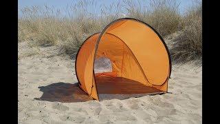 Краткий обзор тент-палатки TARTA PickQuick