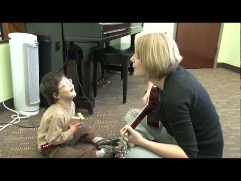 Music Therapy at Levine