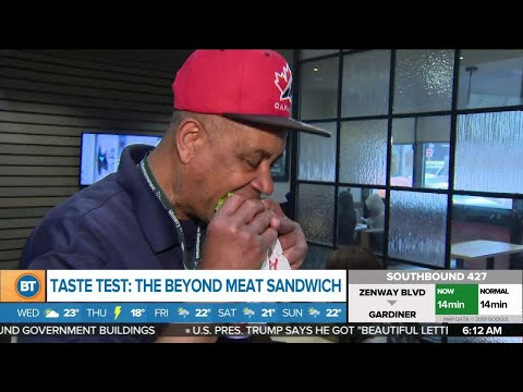 Beyond Meat teams up with Tim Hortons