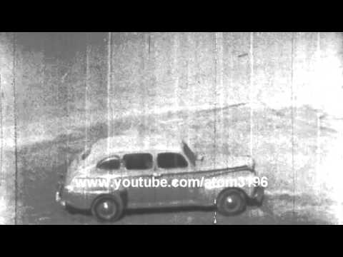 HD nuclear explosion blow away  1950s