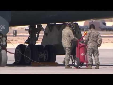 SUPER ADVANCED US Air Force B 2 stealth bomber