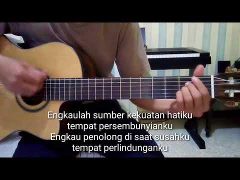 belajar gitar [kekuatan hatiku]