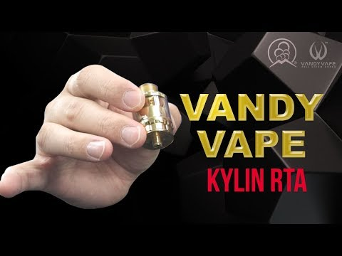 VANDY VAPE Kylin RTA! | Vape [REVIEW, BUILD & COIL INSTALLATION]