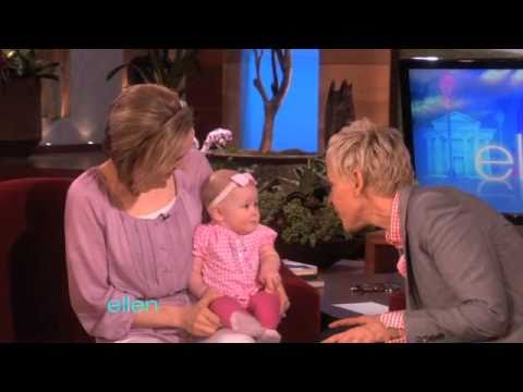 Ellen Loves This Baby Youtube
