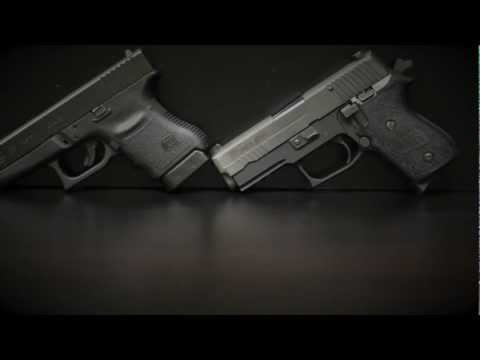 GLOCK 36 VS SIG SAUER P220: WHEN CARRYING A 45ACP IS A MUST.