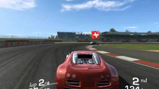 [iOS] Real Racing 3 - Bugatti Veyron 16.4, Cup, Silverstone (Grand Prix)