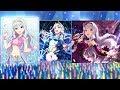 【ミリシタ MLTD】四条貴音(原由実) ALL Stories:メモリアルコミュ1,2,3 覚醒(SSR+SR+N) お仕事 ラーメン Brand New Theater!