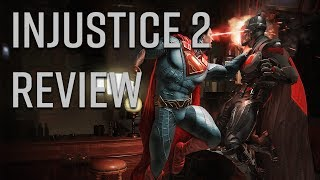 Injustice 2 Review - The Fighting Genre