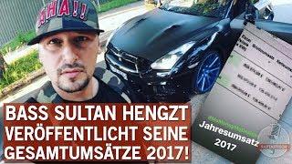 Umsatz 2017 | Bass Sultan Hengzt veröffentlicht seine Gesamtumsätze 2017