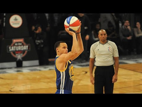 All-Star Weekend Flashback: Stephen Curry Wins 2015 Three-Point Contest