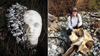 12 необычных находок, обнаруженных на пляжах простыми людьми