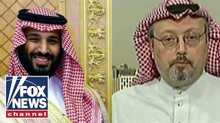 U.S. intelligence says Saudi Prince approved operation that led to Khashoggi death